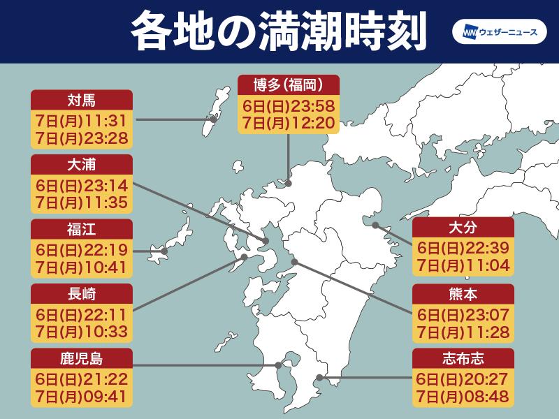 警報 福岡 暴風